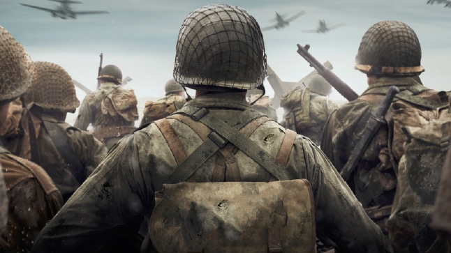 Official Call of Duty: WWII Reveal Trailer