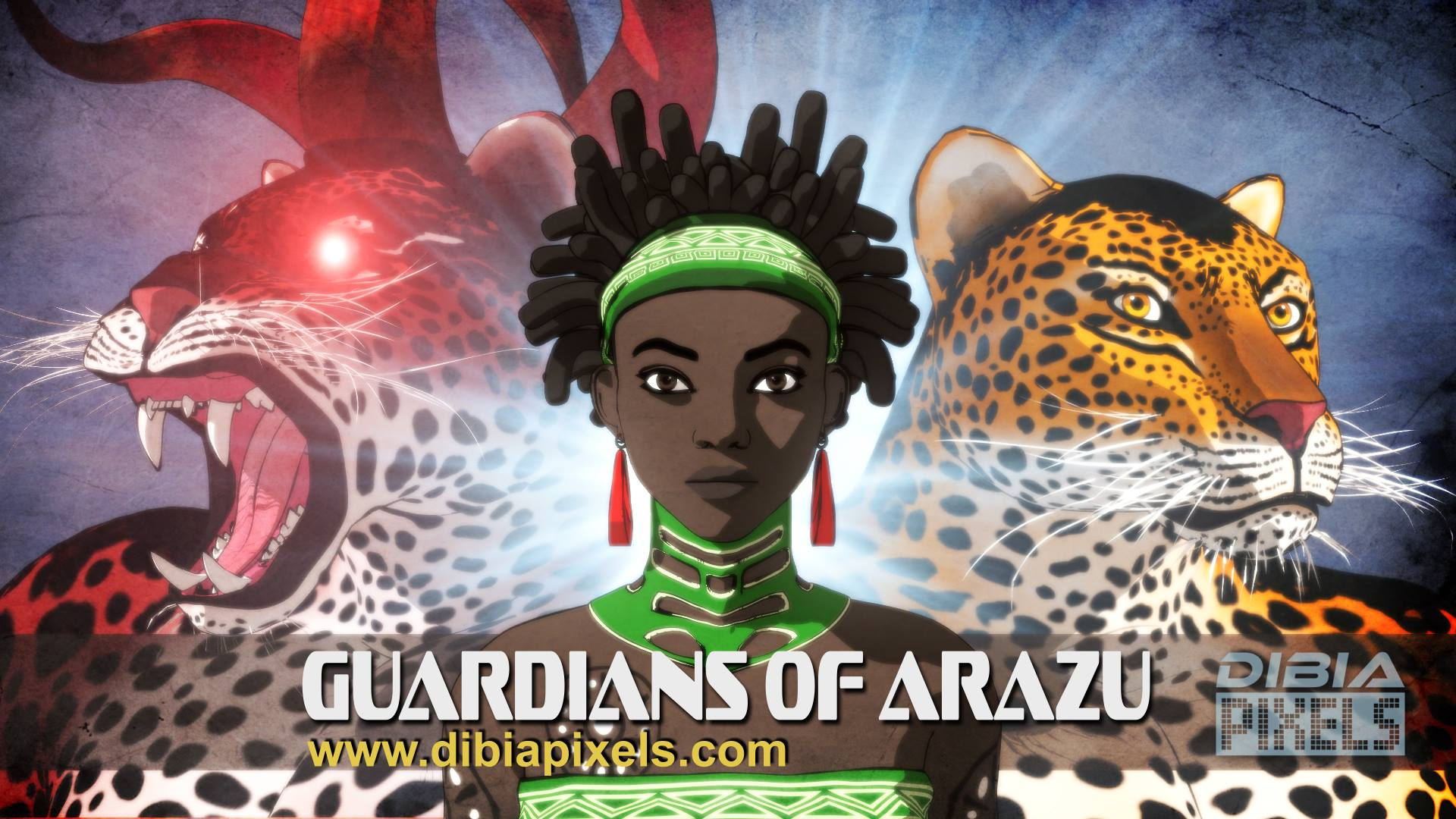 Guardians of Arazu: The Animated Series (Trailer)