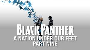 Black Panther: A Nation Under Our Feet – Part 9 (Featuring P.O.S)