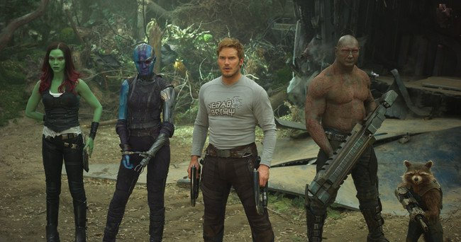 Guardians of the Galaxy Vol 2: Underwhelming, But Worthwhile