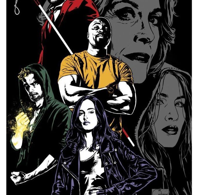 Marvel's The Defenders: Season Preview