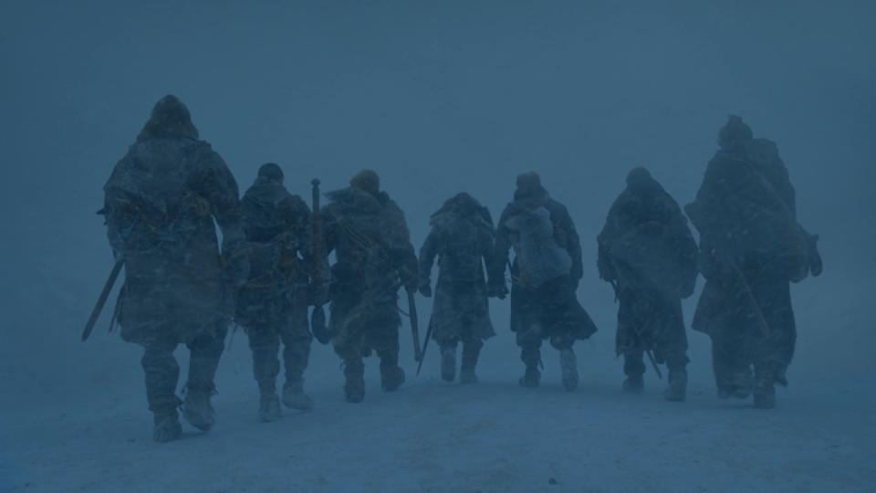 Game of Thrones: Snow's Seven