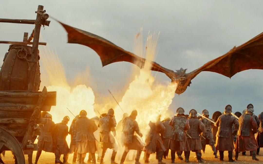 Game of Thrones: Dracarys!