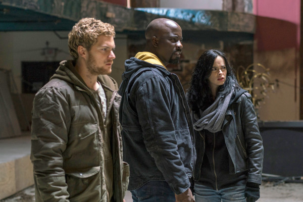 Marvel's The Defenders: Friends Protection Program