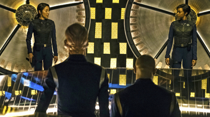 Star Trek Discovery: Don't Let Emotions Impede Your Logic