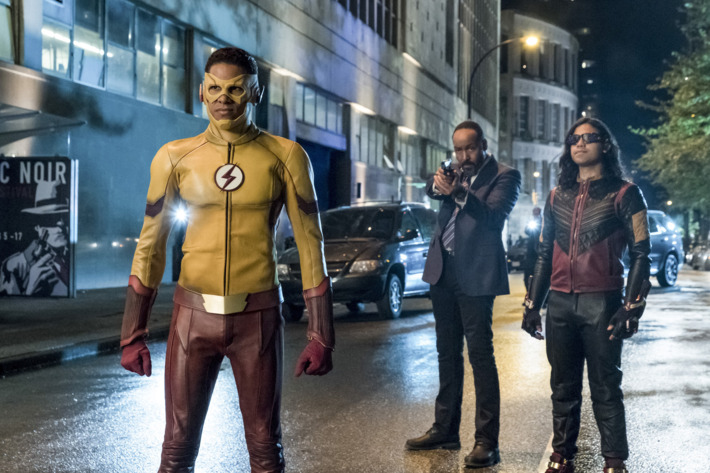 The Flash: Welcome Home