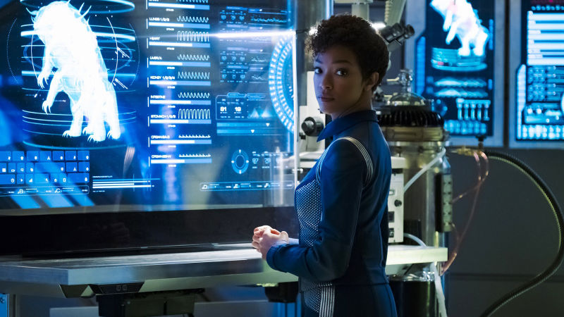 Star Trek Discovery: Ripper to the Rescue