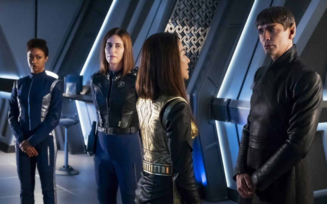 Star Trek Discovery: On the Ropes