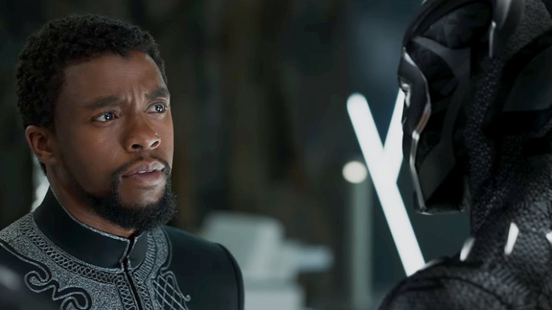 Did You Catch Black Panther?