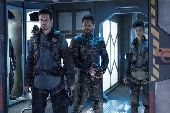 The Expanse: Helping Others