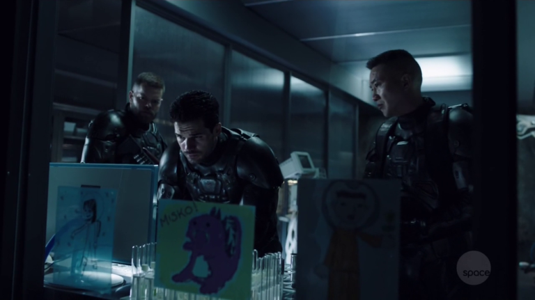 The Expanse: Against All Odds (They Won)