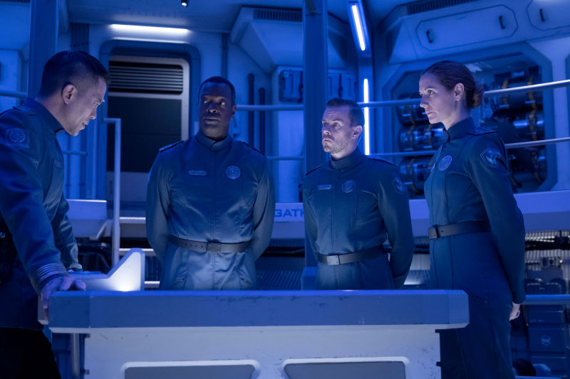 The Expanse: Mutiny On the Agatha King