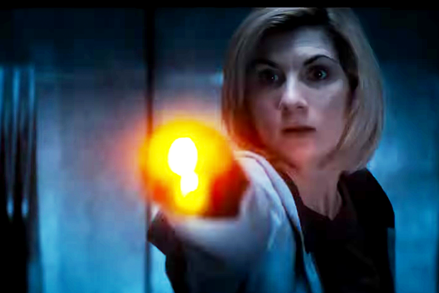 Doctor Who: I'm the Doctor By the Way…Run for Your Life!!!