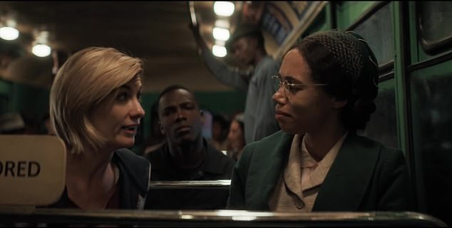 Doctor Who: Operation Rosa Parks