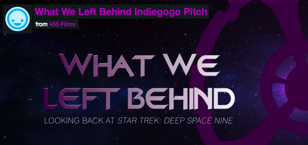 What We Left Behind: Star Trek Deep Space Nine