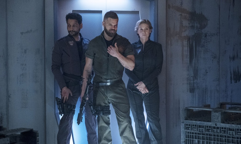 The Expanse: Turn Off the Lights