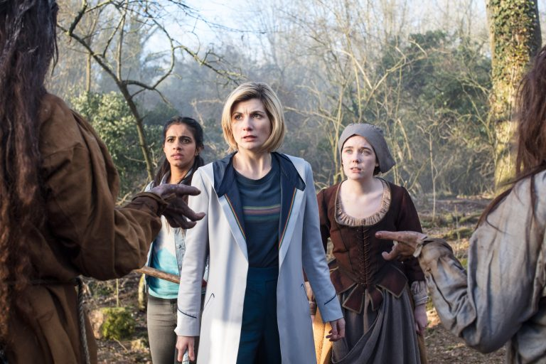 Doctor Who: The Crucible