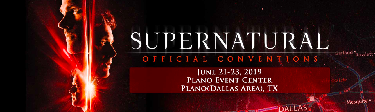 Supernatural Official Convention @ Plano Event Center
